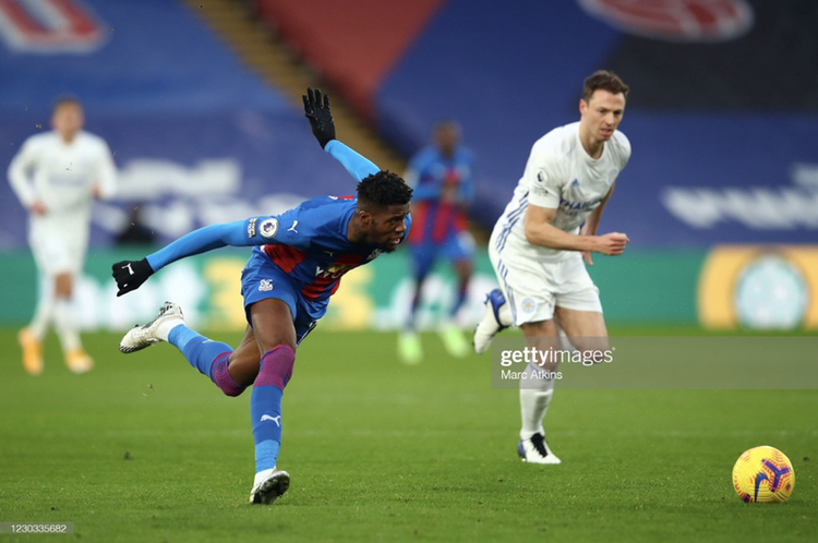 Leicester City vs Crystal Palace: Form guide