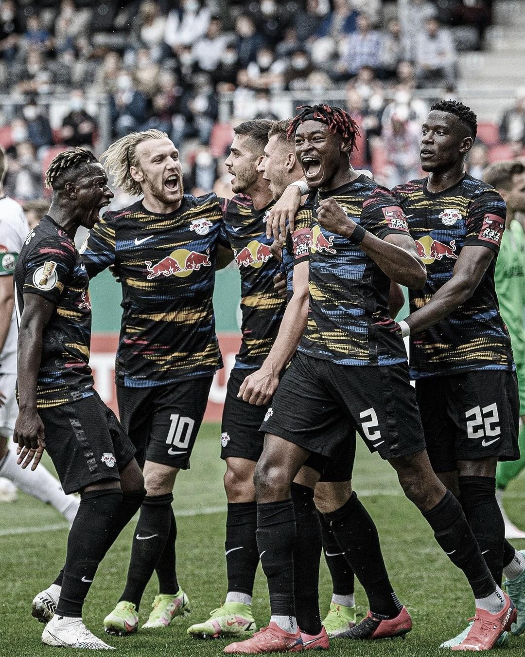 El RB Leipzig sueña en grande