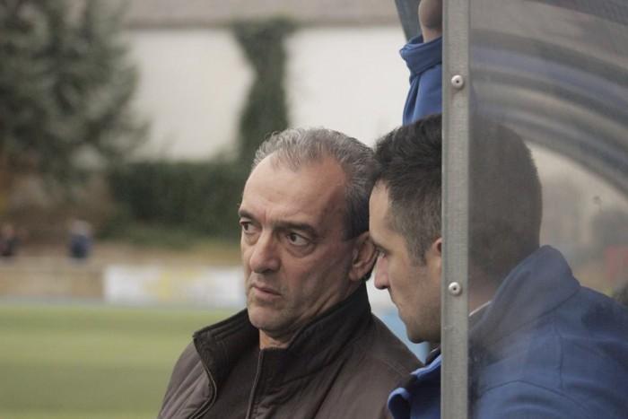 Nacho Martín, cesado como técnico del CD Izarra
