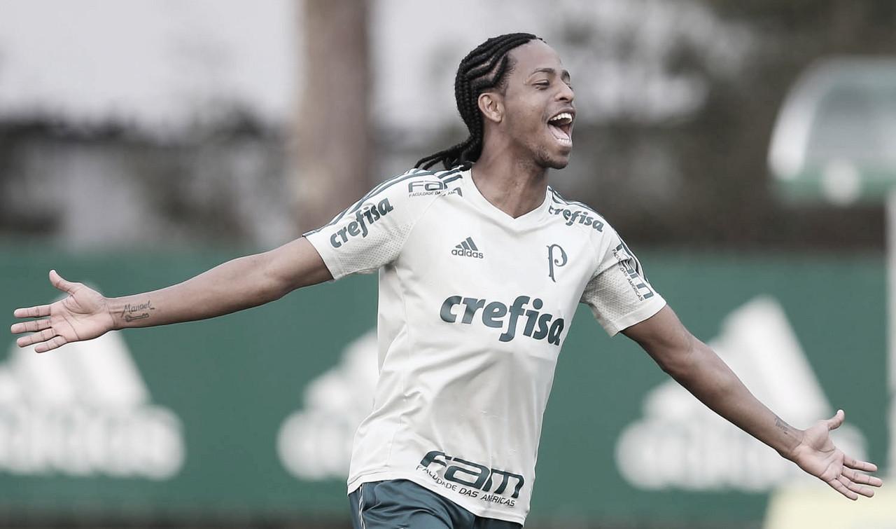 De maneira irreverente, Atlético-MG anuncia Keno, ex-Palmeiras