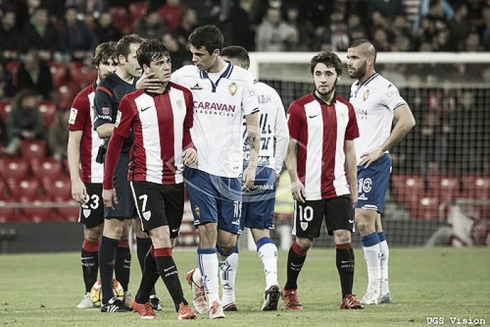 Real Zaragoza - Bilbao Athletic: un auténtico tiovivo