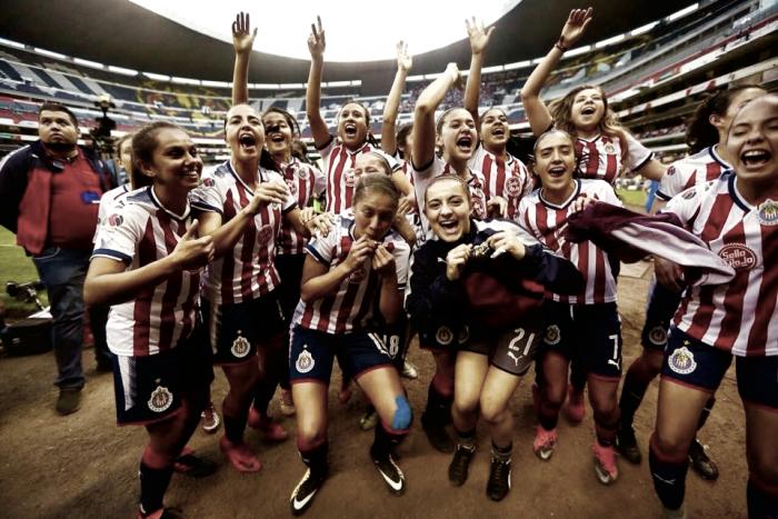 Chivas Femenil, del abismo a disputar su primer final