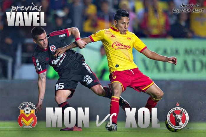 Previa Monarcas Morelia - Xolos Tijuana: dos equipos con Liguilla en la mira