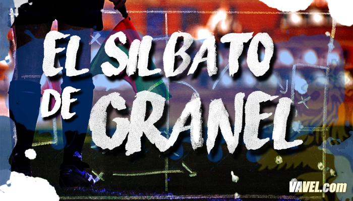 El silbato de Granel 2017/2018: Granada - Real Zaragoza, jornada 23