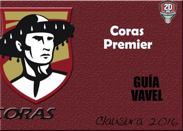 Segunda División Premier: Coras F.C.