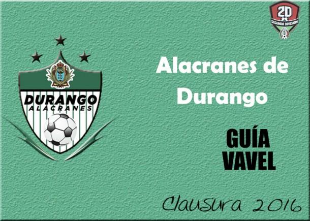 Segunda División Premier: Alacranes de Durango