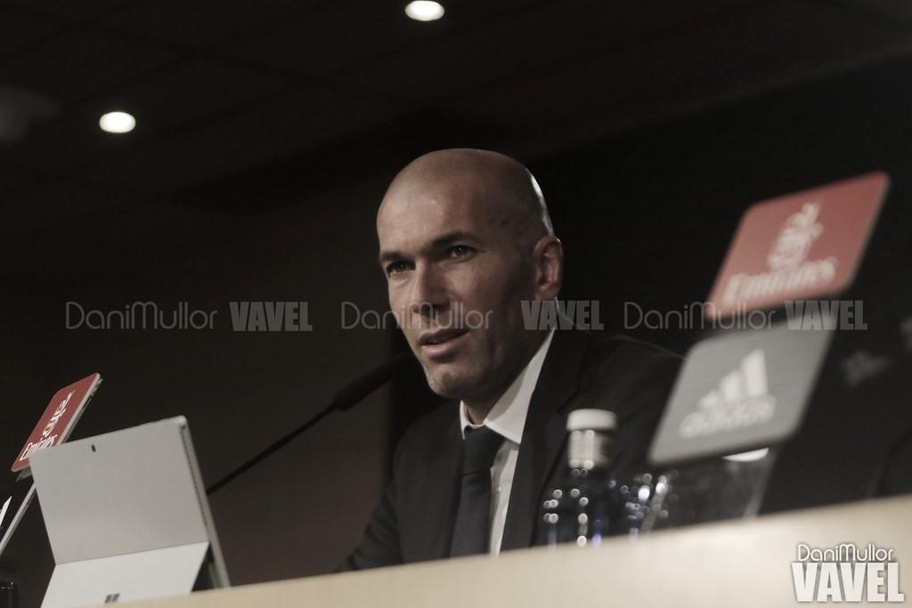 "Zidane: ""No nos tenemos que olvidar de esta temporada"""