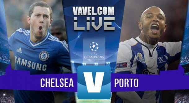 ResultadoChelsea 2-0 Porto na Liga dos Campeões 2015