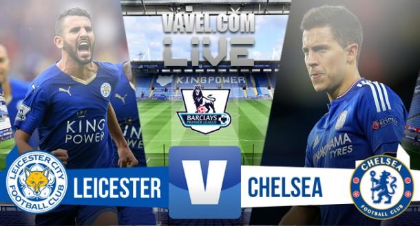 Risultato Leicester City - Chelsea, Premier League 2015/16 (2-1): sempre Vardy e Mahrez, non basta Remy