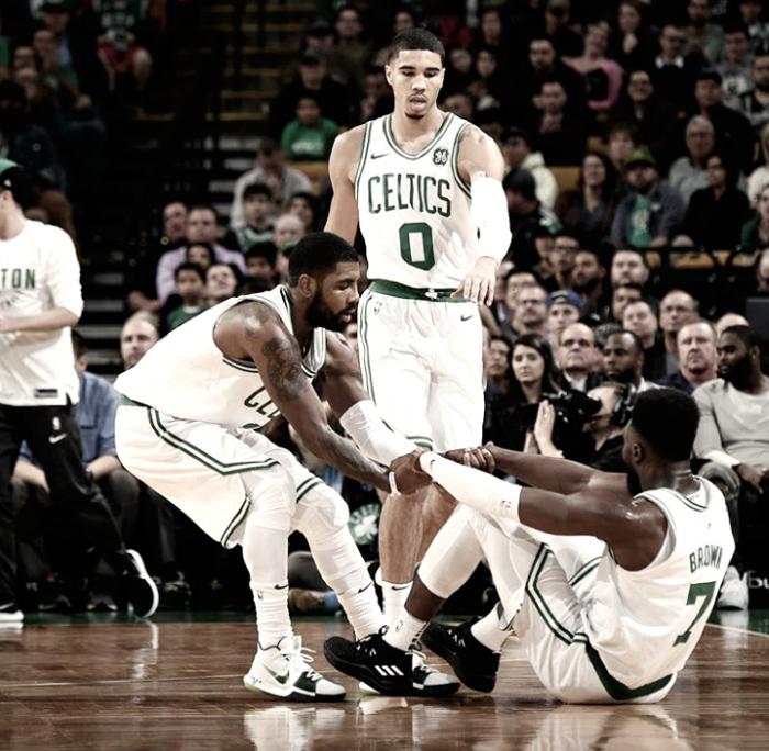 Celtics alcanzaron las 13 victorias seguidas