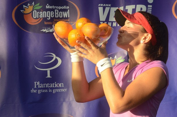 VAVEL USA Exclusive: Bianca Vanessa Andreescu Talks 2015 Season, Life As An Elite Junior And Goals For 2016 And Beyond