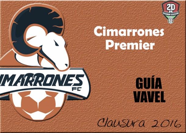 Segunda División Premier: Cimarrones de Sonora