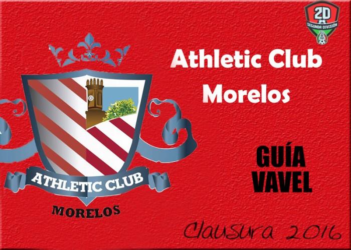 Segunda División Premier: Athletic Club Morelos