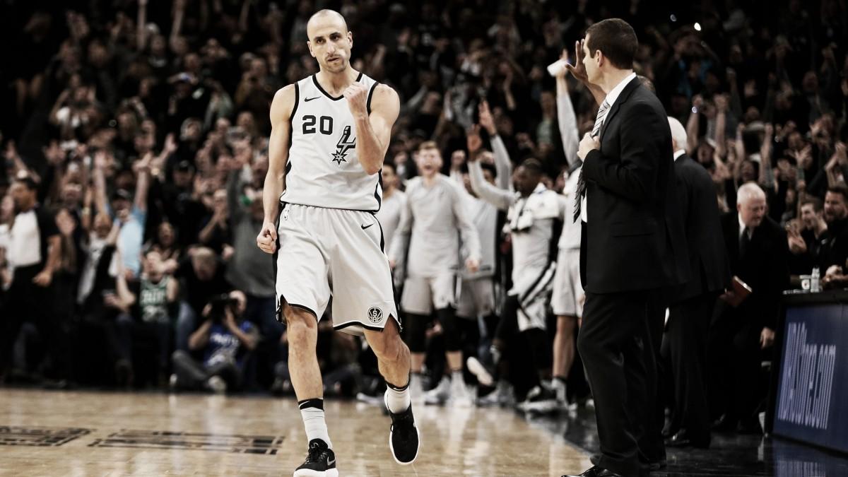 #GraciasManu: Lenda do San Antonio Spurs anuncia aposentadoria