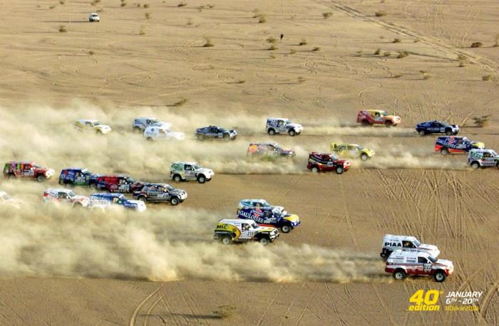 Rally Dakar 2018 - Presentato il percorso: Lima e il Perù per lo start della quarantesima!