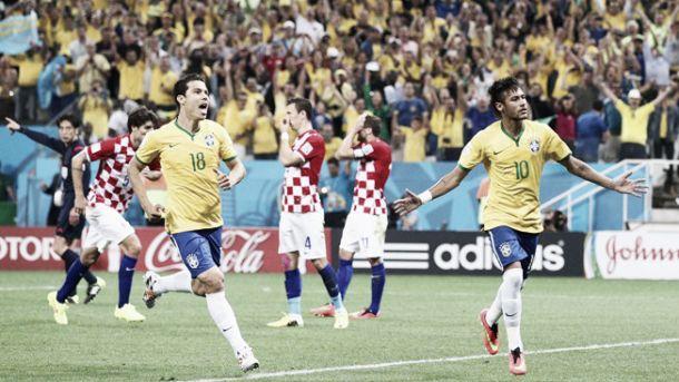 Grupo A do Mundial 2014, jornada 1