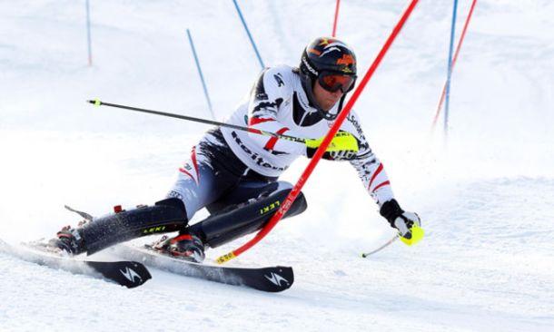 Mario Matt s'adjuge le slalom