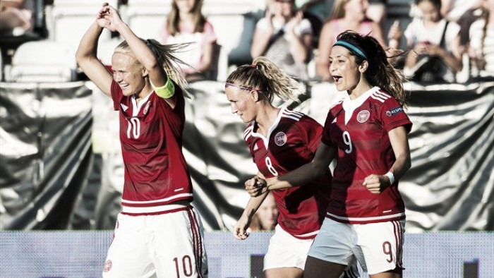 Moldova 0-5 Denmark - Euro 2017 Qualifying: Visitors stroll to victory in penultimate game of qualifying