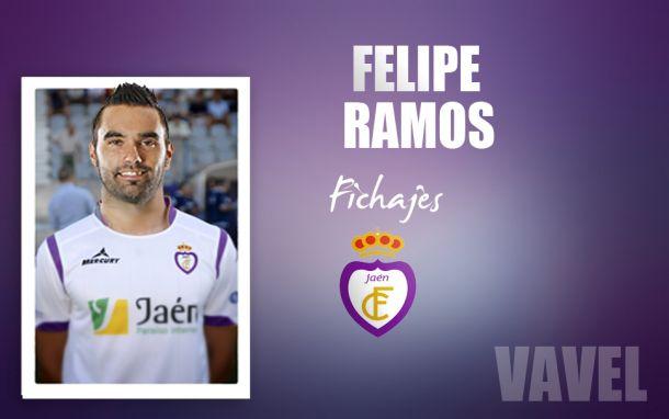 Felipe Ramos llega para ocupar la portería del Real Jaén
