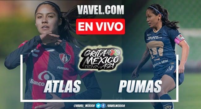 Highlights: Atlas Femenil 0-0 Pumas Femenil in Liga MX Femenil
