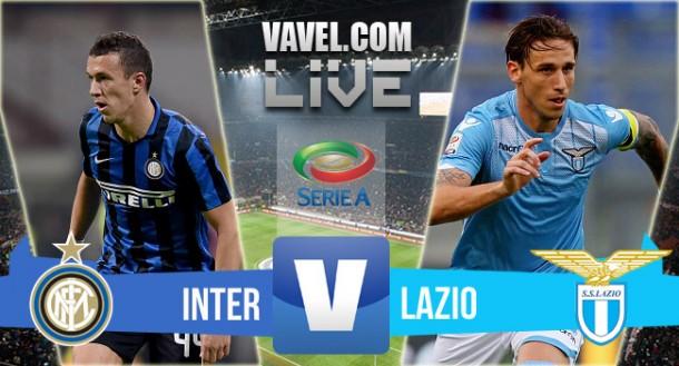 Resultado Internazionale x Lazio no Campeonato Italiano 2015/2016 (1-2)