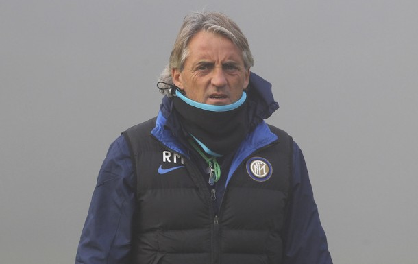 """Inter, Mancini: """"Dobbiamo migliorare, sin qui abbiamo fatto un buon lavoro"""""""