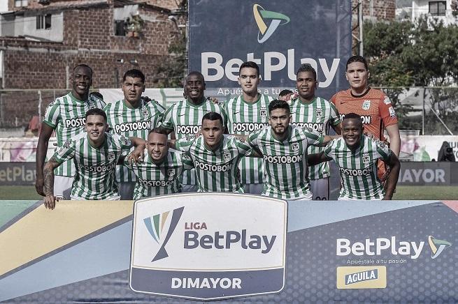 Puntuaciones de Atlético Nacional en la victoria ante el Deportes Quindío