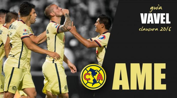 Guía VAVEL Clausura 2016: América