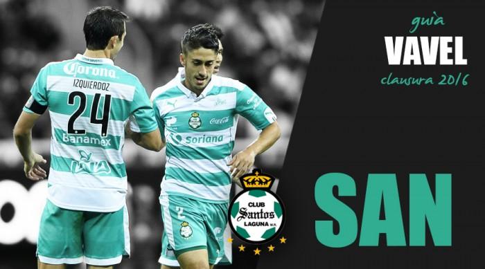 Santos Laguna 16-17 Home and Away Kits Released - Footy Headlines
