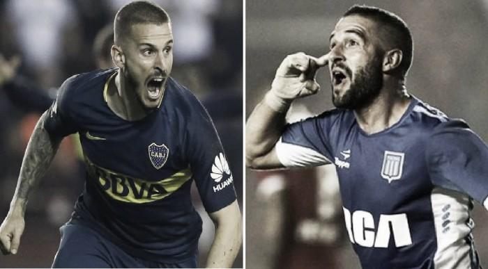 Cara a cara: 'Pipa' Benedetto vs 'Licha' López