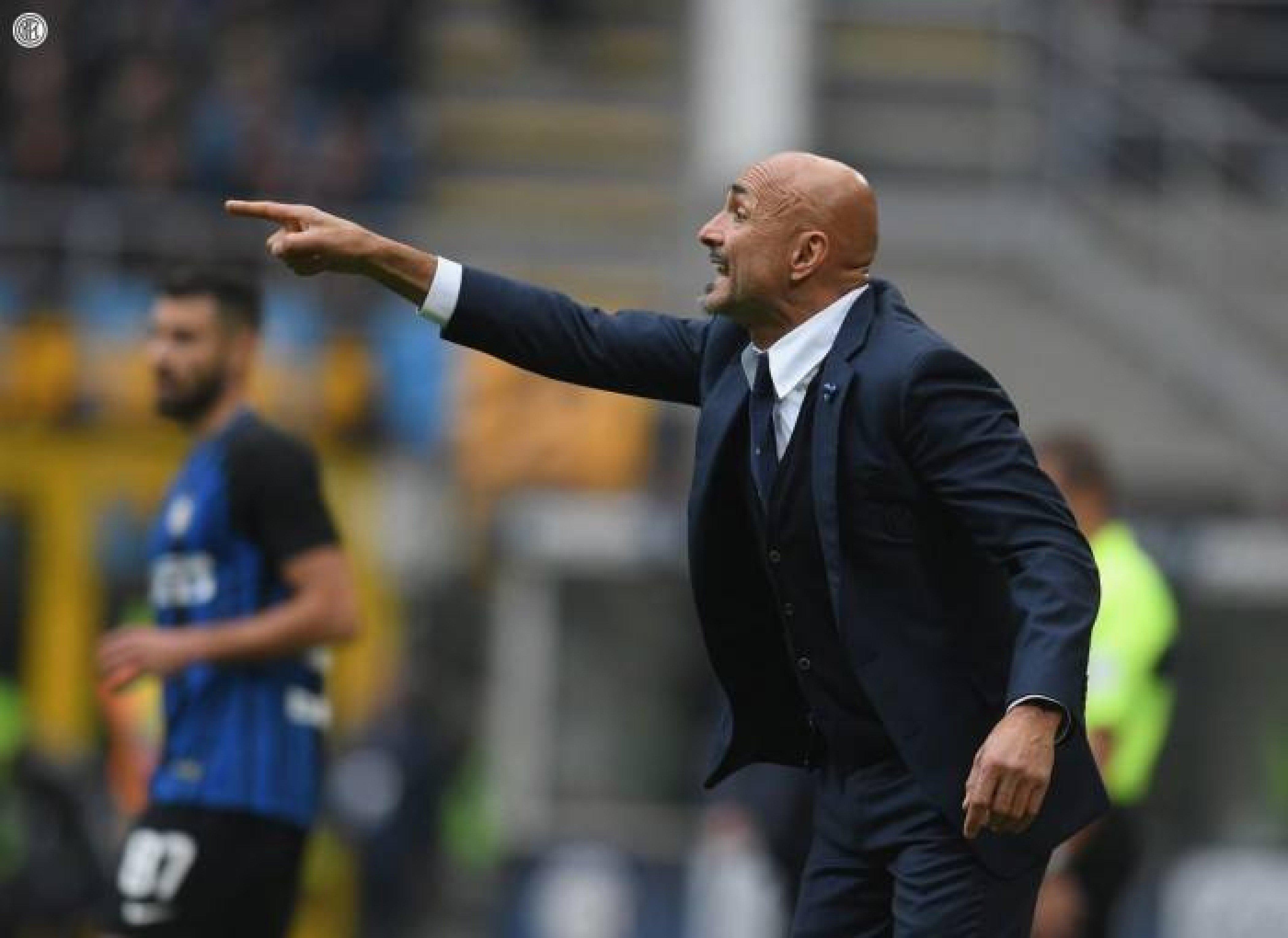 """Inter, Spalletti: """"Vincere anche domani varrebbe molto di più"""""""