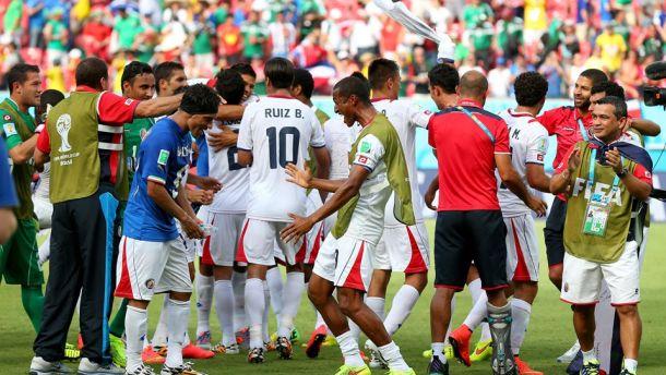 La sorpresa Costa Rica all'esame Inghilterra