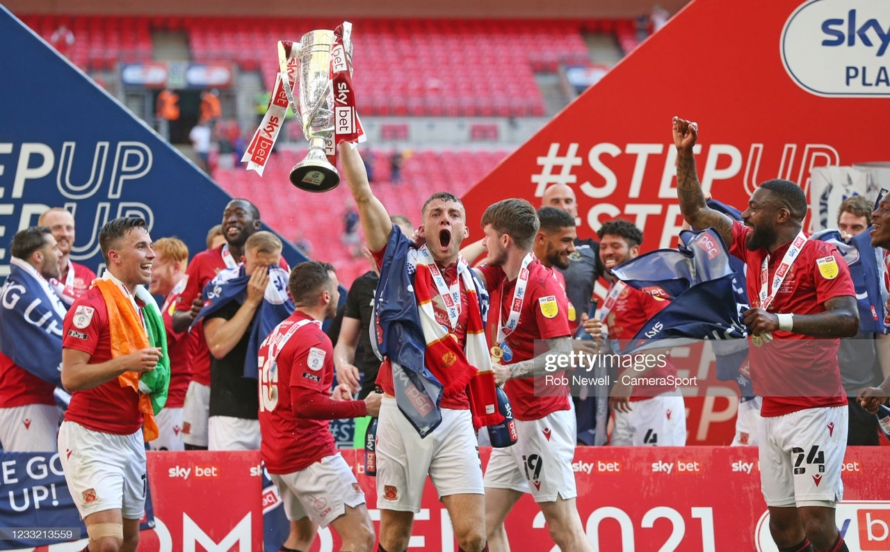The Warm Down: Morecambe edge out Newport in controversial play-off final