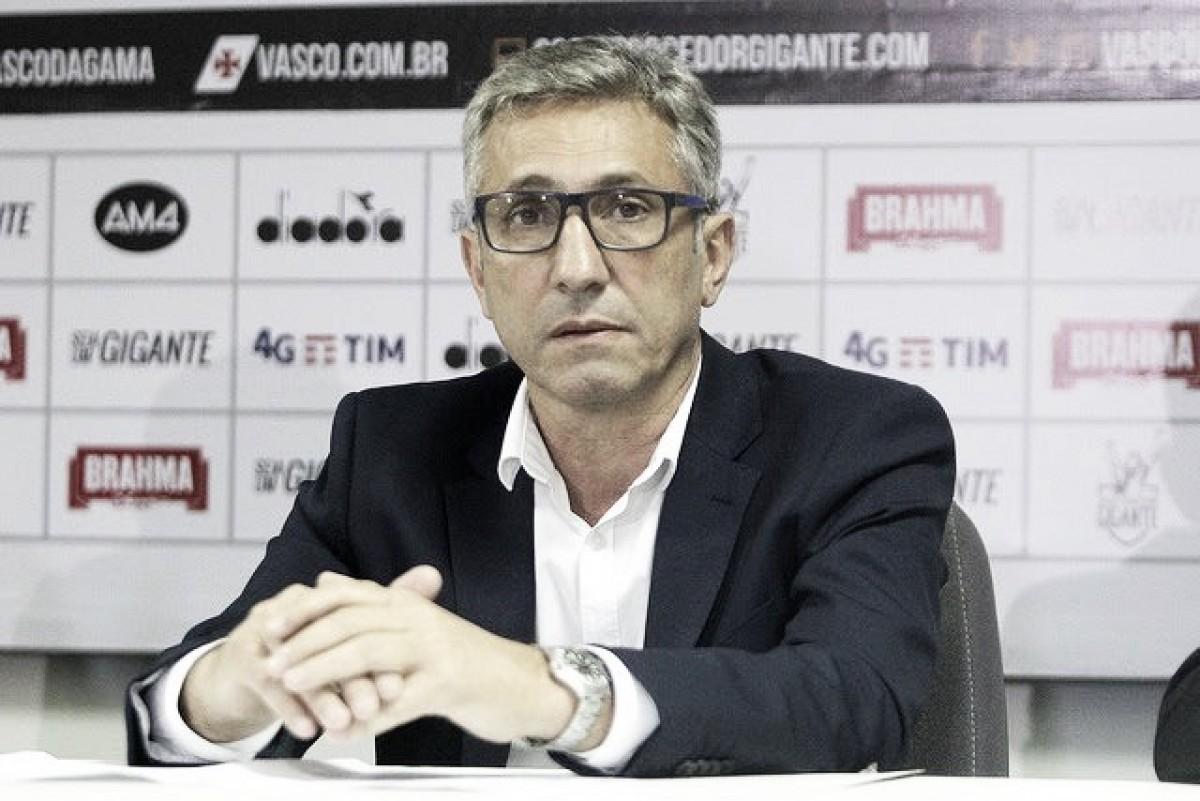Com problemas financeiros, Vasco encontra dificuldade para negociar novos patrocinadores