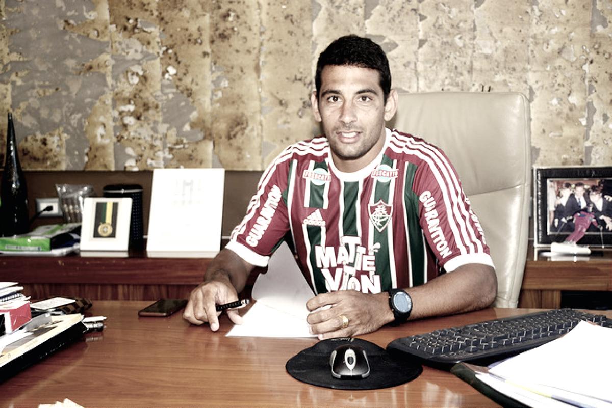 Diego Souza entra com ação contra Fluminense cobrando atrasados
