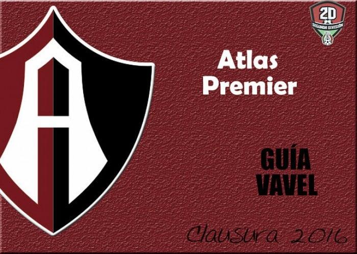 Segunda División Premier: Atlas Premier