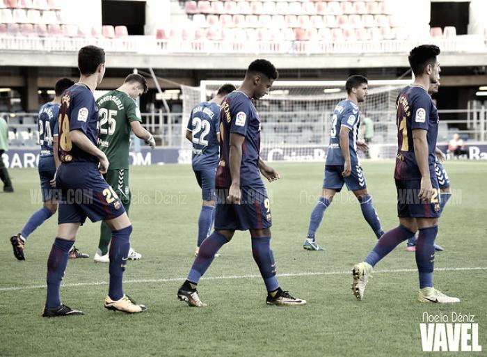 Cambio en la recepción de entradas para socios en el Barça B