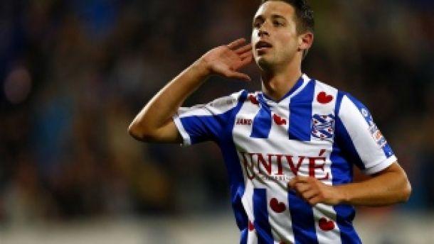 Mark Uth no jugará frente al Dordrecht