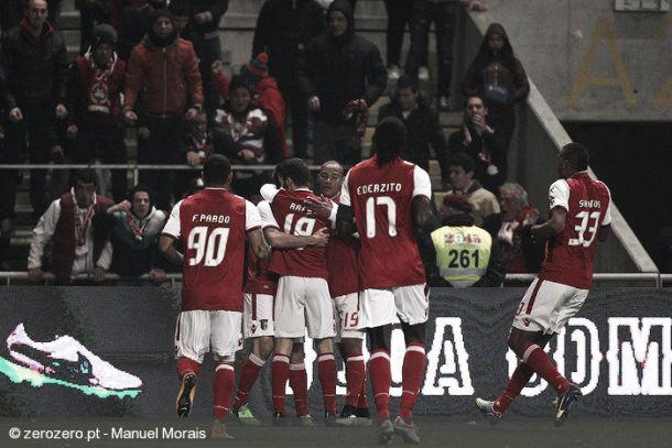Resumen Cuartos de final de la Taça de Portugal
