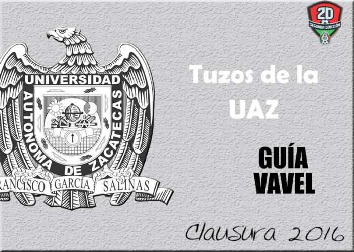 Segunda División Premier: Tuzos UAZ