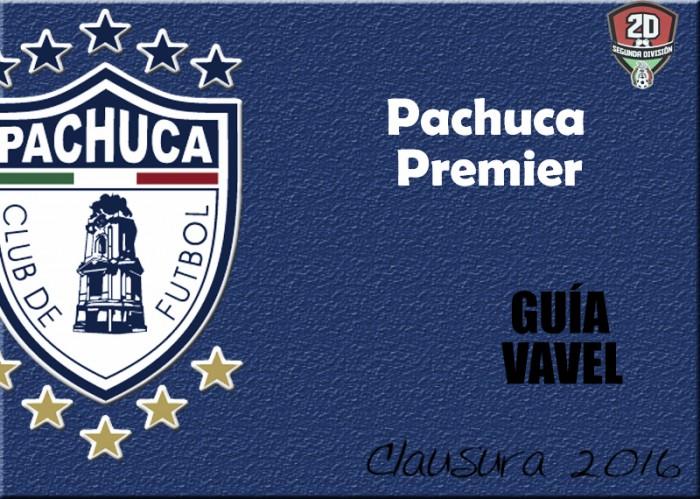 Segunda División Premier: Pachuca Premier