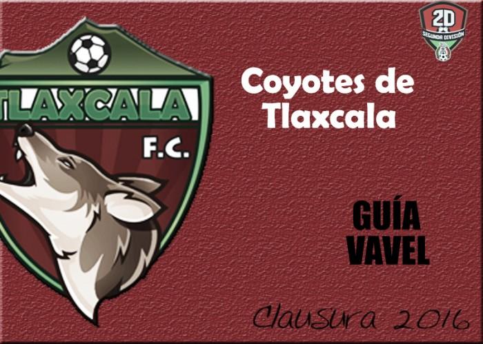 Segunda División Premier: Coyotes de Tlaxcala