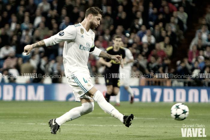 """Sergio Ramos: """"Daremos la cara hasta el final"""""""