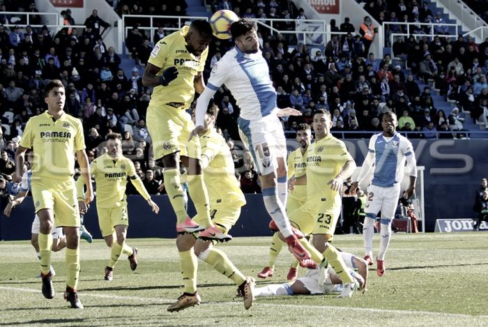 Sorteo de la Copa Del Rey: Villarreal CF - CD Leganés