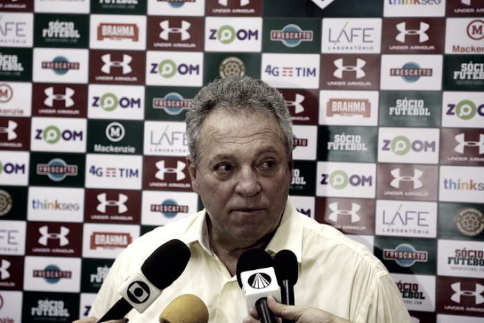 """Abel revela desejo de continuar no Fluminense e analisa temporada: """"Podia ser melhor"""""""