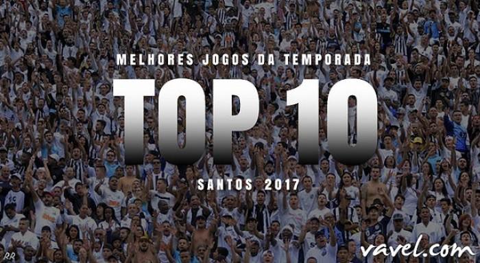 Retrospectiva VAVEL: os 10 melhores jogos da temporada do Santos