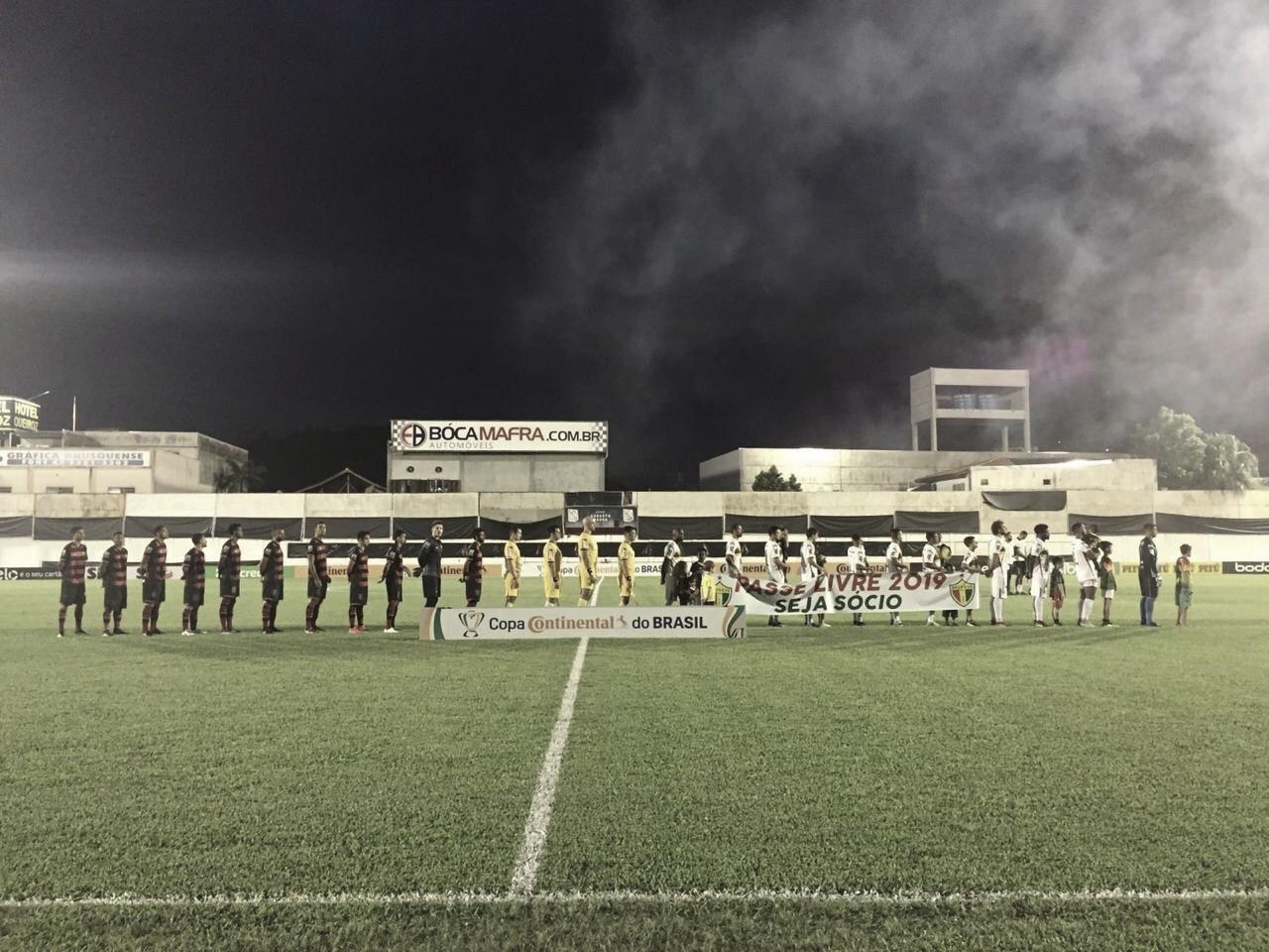 Atlético-GO avança na Copa do Brasil após empate contra Brusque