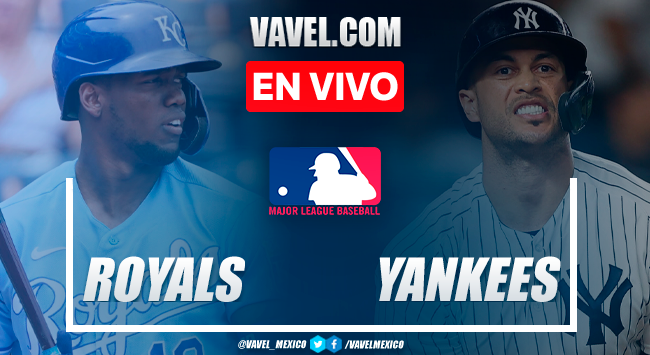 Resumen y carreras: Kansas City Royals 6-5 New York Yankees en MLB 2021