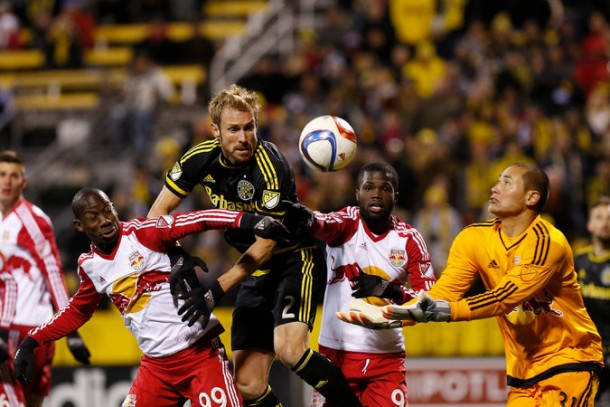 New York Red Bulls vs Columbus Crew Live Stream Updates And Results Of 2015 MLS Cup Playoffs Score (0-0)