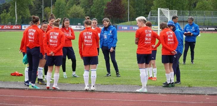 Women's World Cup: Italy squad and preview